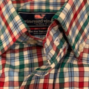 Vineyard Vines Long Sleeved Buttoned Down Shirt